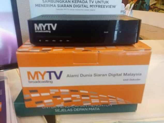 Kedah 'Mewah' 30 Saluran TV Digital Thailand - MYNEWSHUB