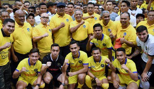 Skuad Pahang Mahu Julang Sekurang-Kurangnya Satu Piala