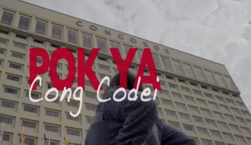 Kerana 'Pok Ya Cong Codei', Sabri Yunus Jadi Sebutan