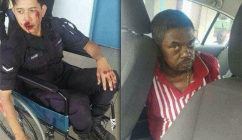 Sanggup Korban Diri, Polis Berjaya Cekup Penjenayah
