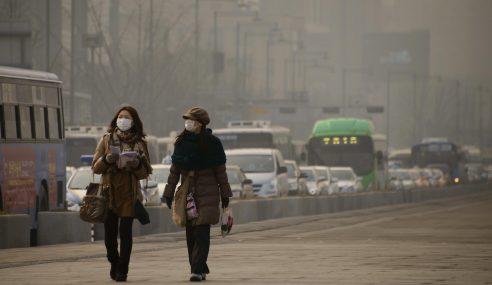 Tambang Tren, Bas Percuma Jika Udara Teruk Di Seoul