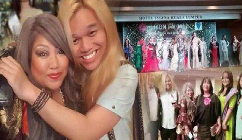 Siti Kasim Jadi Peguam Ratu Cantik Mak Nyah?