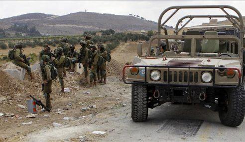 Pemuda Palestin Mati Ditembak Askar Israel