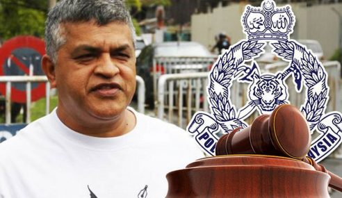 Bicara Kes Saman Zunar Terhadap KPN 9 April