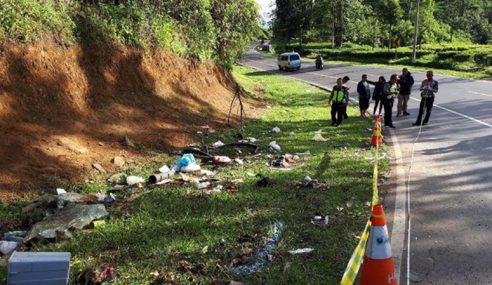 27 Maut Kemalangan Bas Di Indonesia