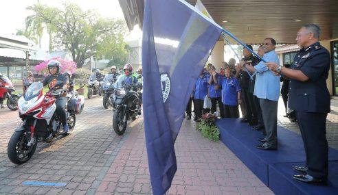 Kerajaan Perak Sentiasa Hargai Jasa Polis