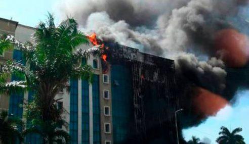 Seminggu Siasatan Kes Kebakaran Bangunan KWSP