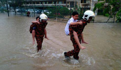 73 Mangsa Banjir Perak Ditempatkan Di 2 PPS