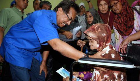 BN Pastikan Lebih Banyak Pembangunan Sabah