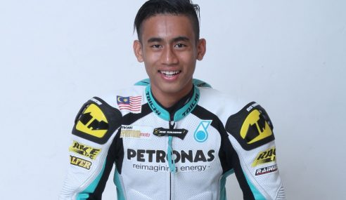 Hafizh Syahrin Hampir Pasti Ke MotoGP