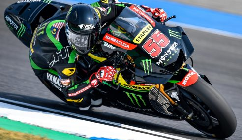 MotoGP: Hafizh Syahrin Di Petak Ke-14