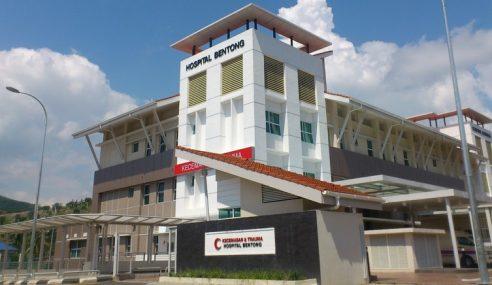 Mohon Naik Taraf Hospital Bentong – Liow