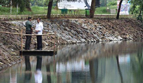 7 Tahun Bersih Sungai Paling Tercemar – Jokowi