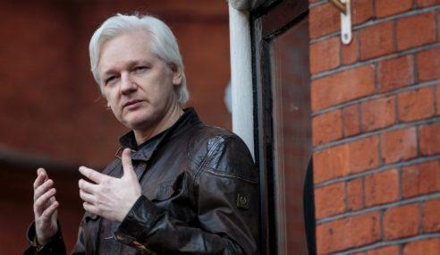 Mahkamah UK Kekal Waran Tangkap Assange