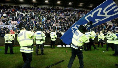 Manchester City Tak Puas Hati Padang Diceroboh