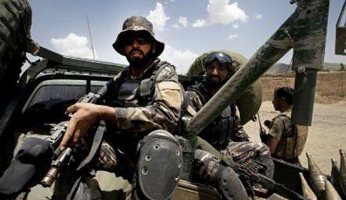 5 Pegawai Perisik Maut Ditembak Di Afghanistan