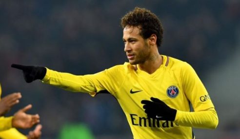 'Trofi' Liga Juara-Juara Di Betis Neymar