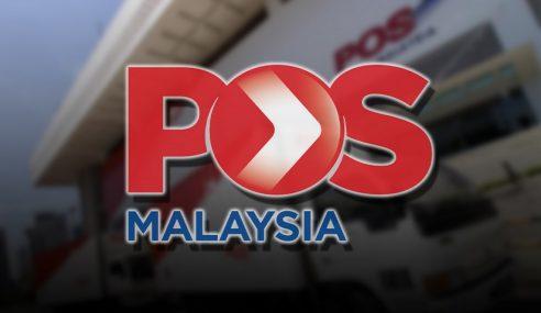 Pos Malaysia Keluar Koleksi Setem Kereta Api