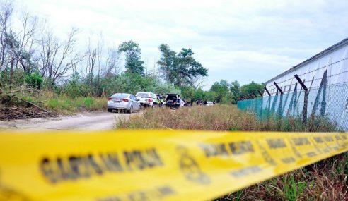 Suspek Pecah Rumah Mati Ditembak
