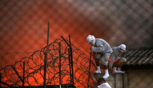 5 Tahanan Juvana Maut Dalam Rusuhan Di Peru
