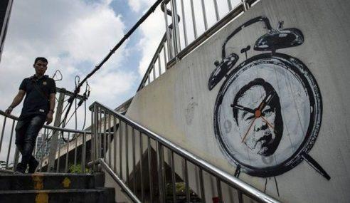 Pelukis 'Ucap Selamat Tinggal' Selepas Kritik Prawit
