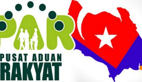 PAR Johor Telus Melindungi Insan Tidak Terbela