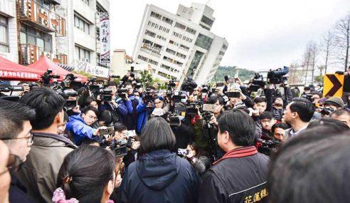 Rakyat Malaysia Selamat Gempa Bumi Di Taiwan