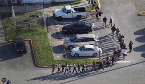 17 Maut Dalam Tembakan Rambang Di Florida