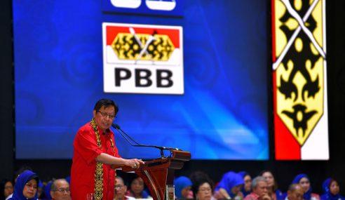 Abang Johari Mahu Pemimpin Muda PBB Lonjakkan Parti