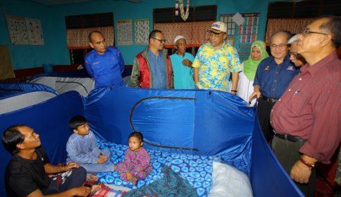 Banjir Buruk: 5,679 Mangsa Di 31 PPS Sarawak