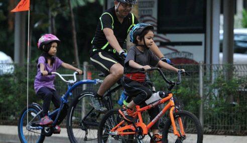 Laluan Basikal DBKL Masih Perlu Diperbaiki