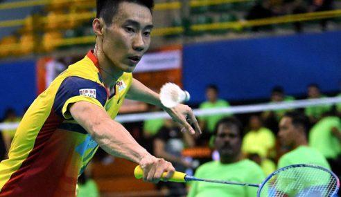 Chong Wei Sedia Beri Laluan Kepada Pemain Muda