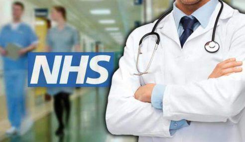 Doktor Malaysia Negara Ke-5 Paling Ramai Di Britain