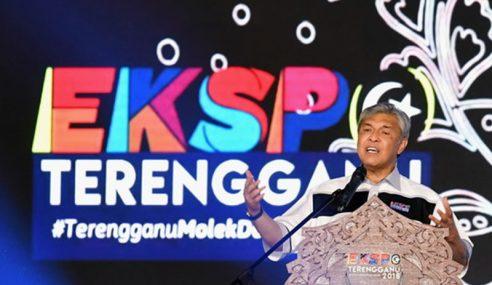 Ahmad Zahid Rasmi Ekspo Terengganu 2018