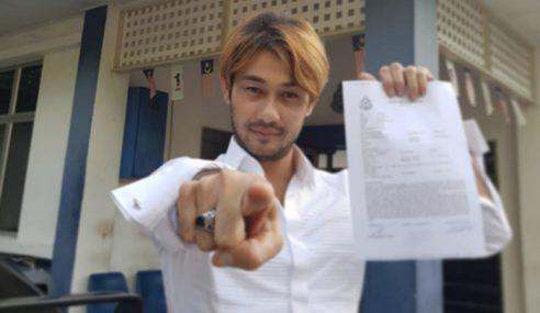 Farid Kamil Bakal Didakwa Buat Laporan Palsu