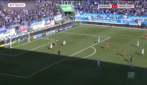 Video: Penjaga Gol Lepaskan Gawang Kerana Minum Air