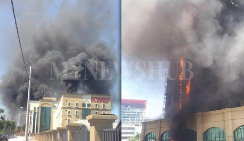 Percikan Api Pada Struktur Punca Kebakaran
