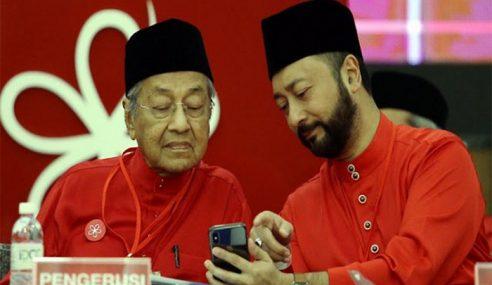 PRU-14: Mahathir, Mukhriz Bakal Jadi Calon DAP?