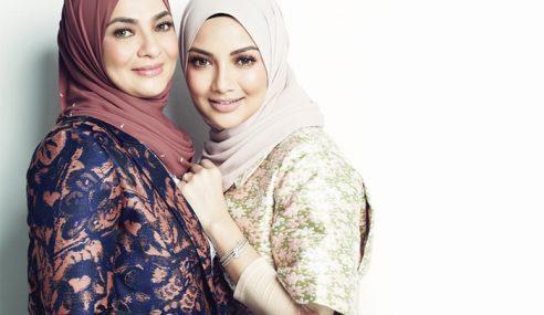 Ibu Lofa Seronok, Tudung Turban 'Licin' Dalam 2 Minit!
