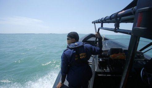 Maritim Malaysia Tahan Dua Bot Nelayan Vietnam