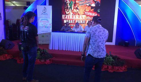 Drama Megat Panji Alam Mencari Bintang