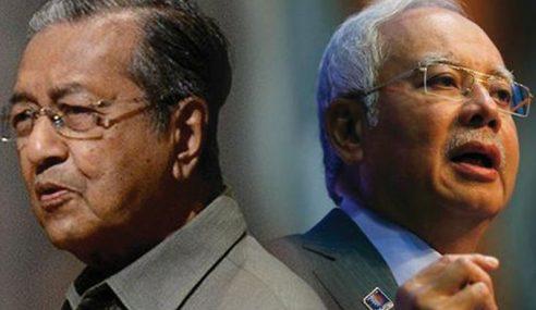 Pengundi Sabah, Sarawak Pilih Najib Daripada Mahathir