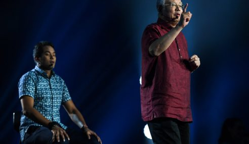 Aramco Setuju Labur US$7 Bilion Di Malaysia