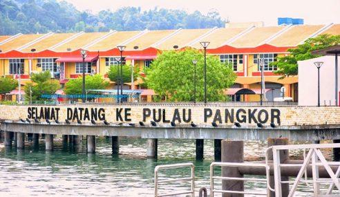 Proses Jadikan Pangkor Pulau Bebas Cukai Ambil Masa