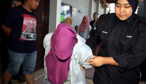 Pemerasan: Pekerja Kilang, Bekas Suami Didakwa