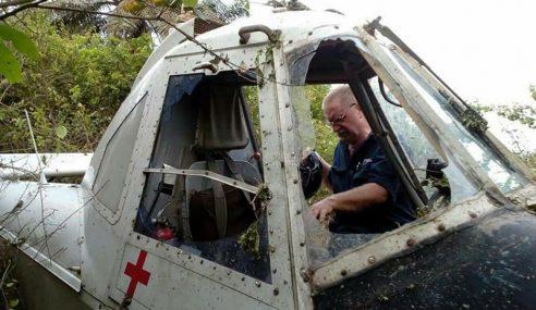 Warga Australia Terselamat Pesawat Ringan Terhempas