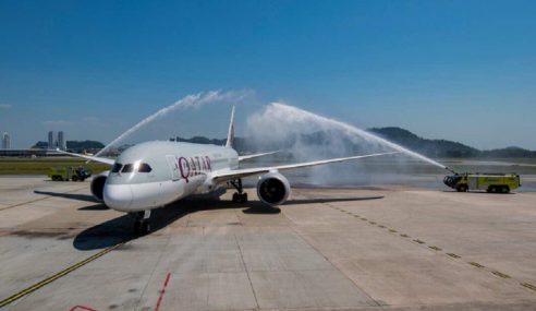 Qatar Airways Lebar Sayap Operasi Ke Pulau Pinang
