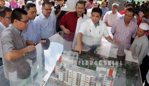 Mangsa Zalim 9 Projek Rumah Selangorku Batal