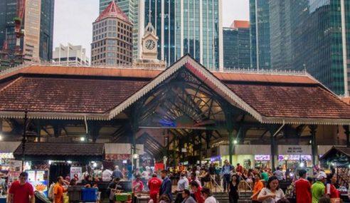 Singapura Lancar Skim Lahir Ramai Penjaja Nasi Lemak