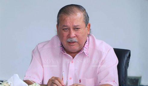 Sultan Johor Umum Nama Menteri Besar Esok